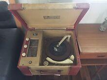 Vintage record player Paddington Brisbane North West Preview