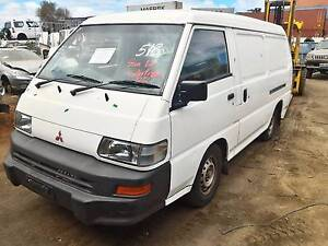 Wrecking 2002 #Mitsubishi #Express SJ #Van Manual RWD Port Adelaide Port Adelaide Area Preview
