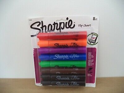 Sharpie Flip Chart Markers Set Of 8