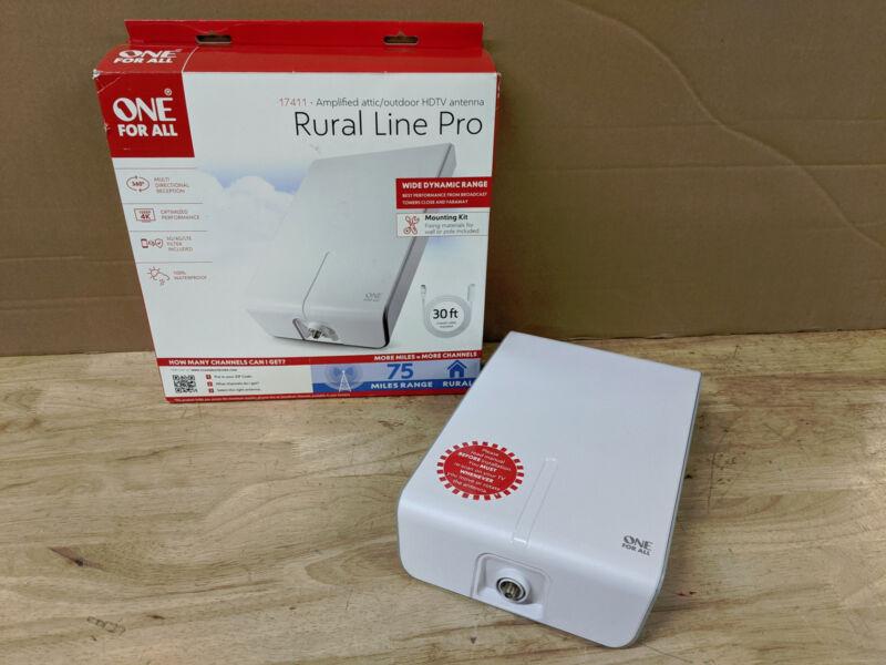 One For All Rural Line Pro HDTV Antenna 17411 - 2082