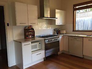 Kitchen cabinets and bench top - Freedom designed Preston Darebin Area Preview