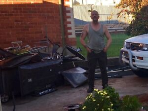 ALL SUBURBS *FREE* SCRAP METAL RECYCLINGAND REMOVAL SERVICE