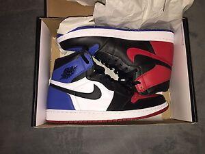 New. Jordan 1 Retro OG High. Top Three. Size 11.
