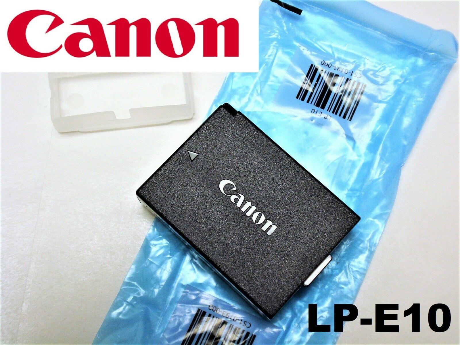 Genuine Original OEM CANON EOS Rebel T3 T5 T6 1100D 1200D