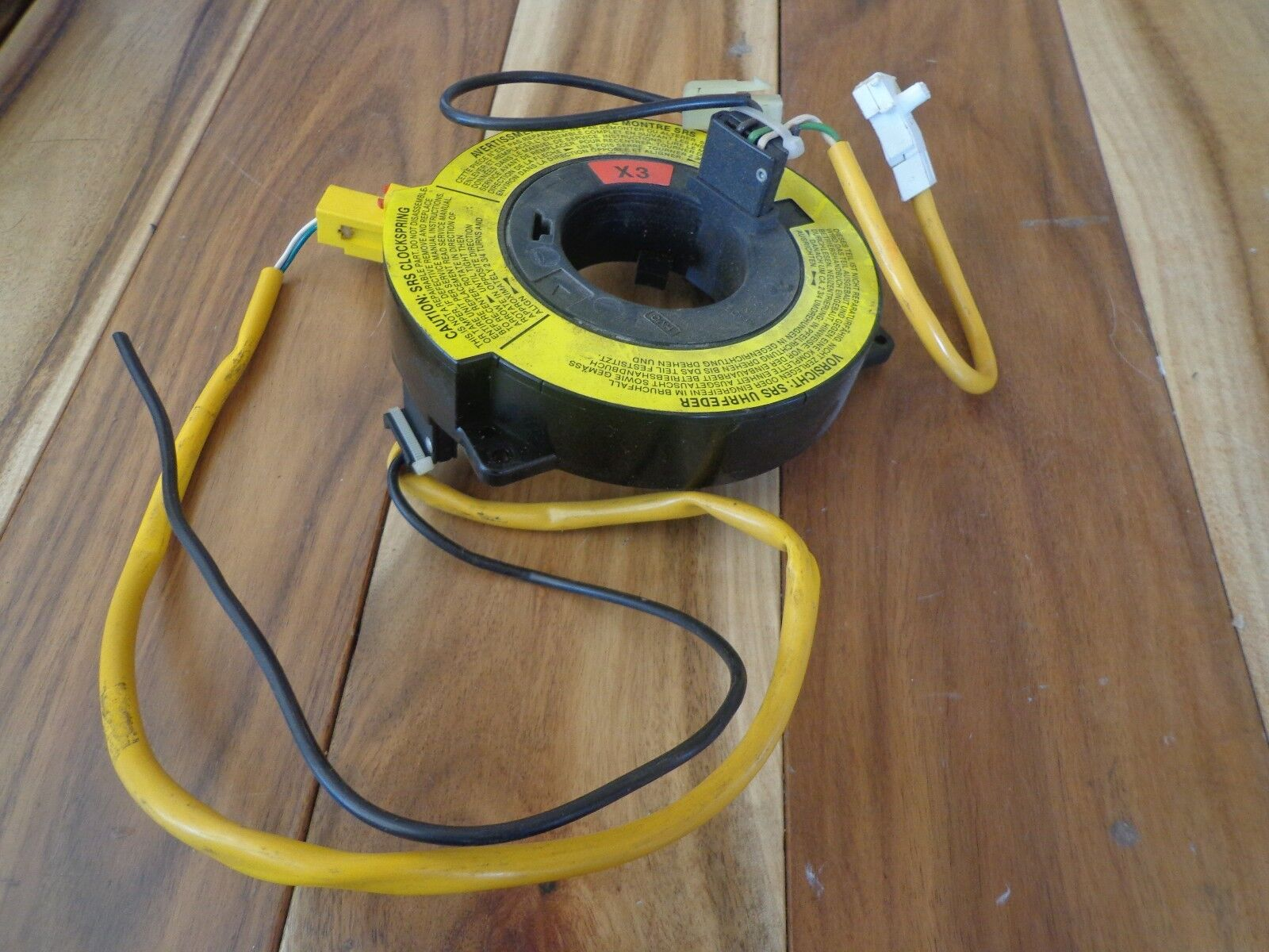 Used Hyundai Switches And Controls For Sale Page 93 2001 Sonata Wiring Harness Srs 1995 1999 Accent Clock Spring