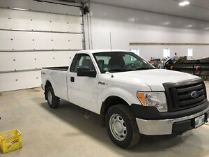 2011 f 150 reg cab long box