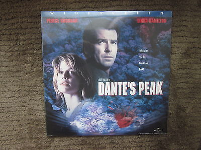 FACTORY SEALED DANTE's PEAK WIDESCREEN EDITION LASER DISC BRAND NEW