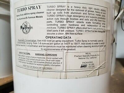 Prochem Turbo-spray 30565