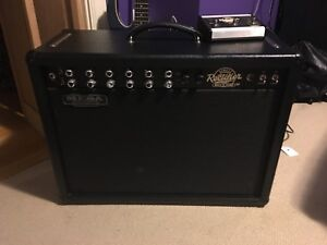 Mesa Boogie Rectoverb Series 1 Combo w/ footswitch and cover