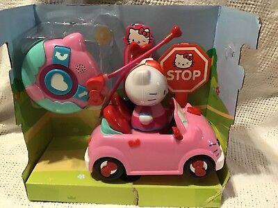 Hello Kitty Remote Control Car (Brand New Hello Kitty R/C Remote Control Car - FREE)