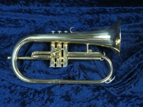 Yamaha YFH-231 3 Valve Flugelhorn Ser#013801 Great Shape and Plays Beautifully