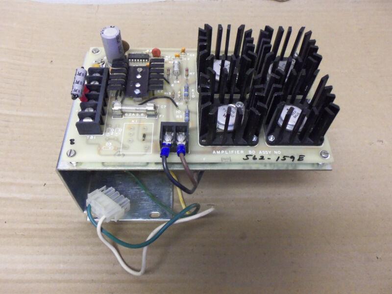 Simplex Amplifier Board 562-159 power Supply Fire Alarm