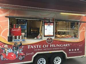 Unique Opportunity! Premium Food Caravan (cafe & bakery) for sale South Plympton Marion Area Preview