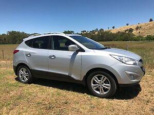 2011 Hyundai IX35 Wagon Albury Albury Area Preview