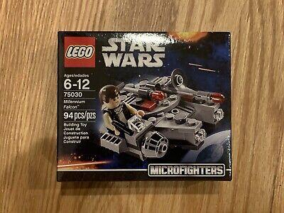 Lego Star Wars 75030 Microfighter : Millennium Falcon New In Sealed Box Mint