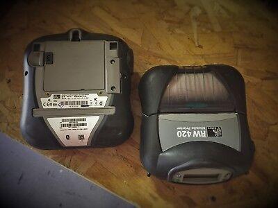 Rw420 Bluetooth 4 Mobile Printer - R4d-0uba000n-00