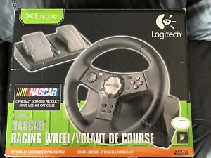 Racing Steering Wheel - XBOX - Volant de Course