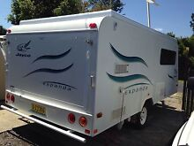 Jayco  16.49-1 expanda Pop top Nana Glen Coffs Harbour Area Preview