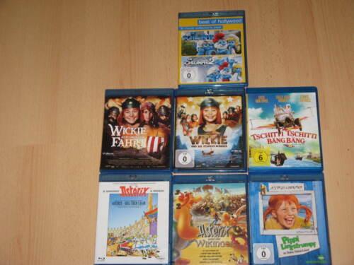 Blu Ray Sammlung Kinder Filme
