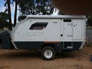 TRACK TRAILER TOPAZ OFFROAD CAMPER Parafield Gardens Salisbury Area Preview
