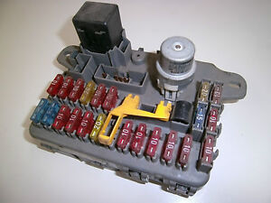 land rover discovery series 1 300 tdi dash fuse box unit complete amr1552 ebay