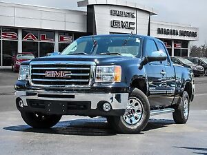 2012 GMC Sierra 1500 SL Ext. Cab 4WD **Purchased, serviced AND T