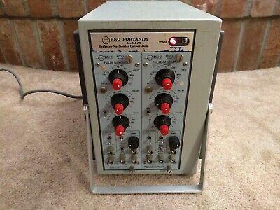 Berkeley Nucleonics Ap1 Portable Dual Channel Bnc Portanim 8010 Pulse Generator