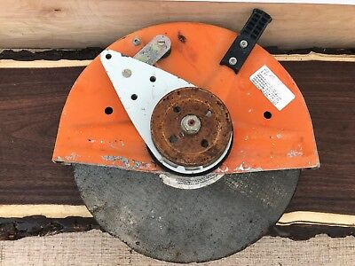 Stihl - Oem Ts400 Concrete Saw Blade Cover Part - Ships Fast