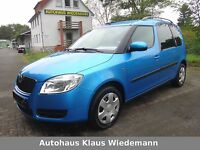Skoda Roomster 1.6 16V Tiptronic Style PLUS EDITION