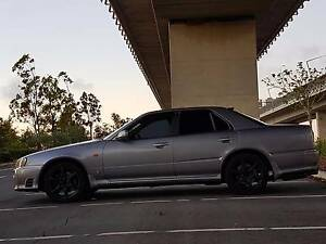 1998 Nissan Skyline Camp Hill Brisbane South East Preview