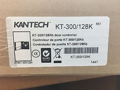 Kantech Kt 300128k Door Controller With 128k
