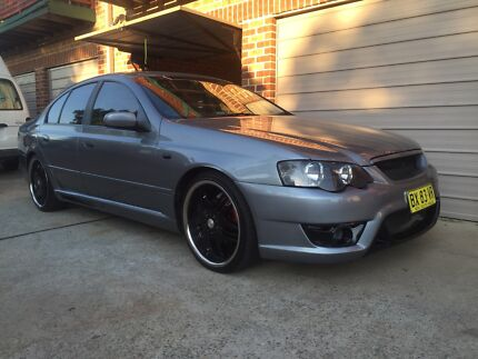 XR6 turbo, manual, typhoon kitted, leather, CHEAP!!!!!! Penrith Penrith Area Preview