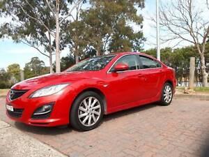 2010 Mazda 6 Classic GH Series 1 Auto Sedan