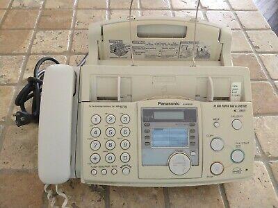 Panasonic Kx-fhd331 Compact Plain Paper Facsimilefax Copier Machine