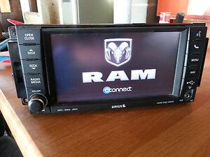 2012-2011-DODGE-RAM-1500-2500-3500-NTG4-RHR-GPS-SIRIUS ...