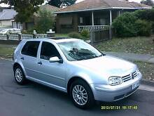 2002 Volkswagen Golf Hatchback Preston Darebin Area Preview