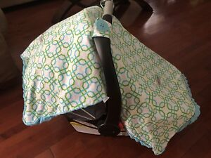 Car seat canopy- Hayden