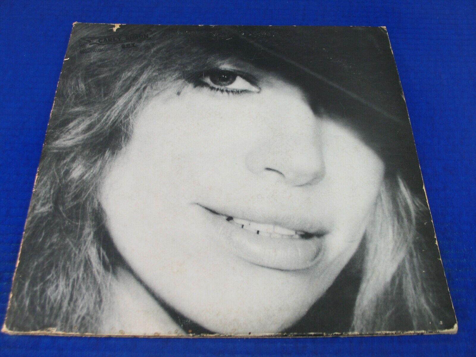 Carly Simon - Spy - 1979 Rock LP VG VINYL Record - $1.99