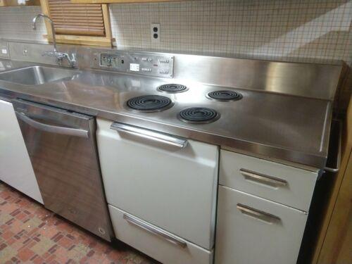 1950s Vintage GE Wonder Kitchen