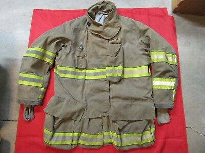 Mfg. 2012 Globe Gxtreme 48 X 35 Firefighter Turnout Bunker Jacket Fire Rescue