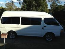 93 Toyota Hiace commuter Raymond Terrace Port Stephens Area Preview