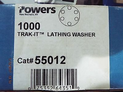Powers Trak-it Lathing Washer 55012
