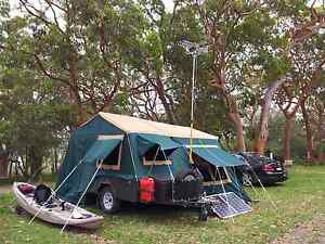 Off Road Camper trailer Cardiff Heights Lake Macquarie Area Preview