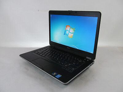 Dell Latitude E6440 14  Laptop 2 70Ghz Core I5  4310M  8Gb 180Gb Ssd Wifi Webcam