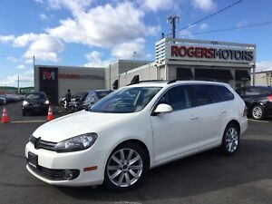 2012 Volkswagen Golf Wagon TDI - NAVI - PANO ROOF - HIGHLINE