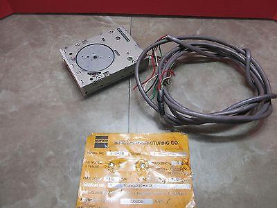 Hurco Bmc-20 Cnc Vertical Mill Chinon Floppy Disk Drive Fz-357