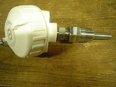 J W Thermocouple Type J J48g-s4d0308-sl-8hn63 - 60 Day Warranty