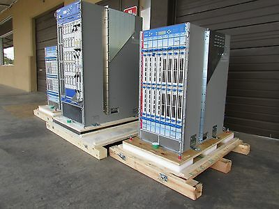 Juniper TXPBASE-DC 2x T4000 RE-DUO-C1800-8G T4000-FPC5-3D PF-24XGE-SFPP 272 10G