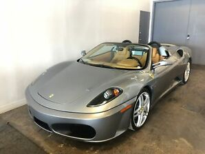 2007 Ferrari F430 Spider LOW KM, LEASE $995* WOW!!