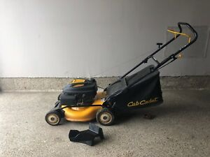 Cub cadet lawnmower